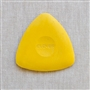 Clover Triangle Tailors Chalk Yellow