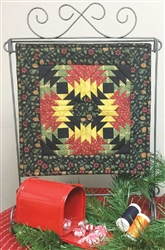 Mini Pineapple Medley Quilt Pattern
