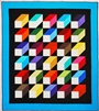 Block Party Quilt Creative Grids Pattern by Cut Loose Press
