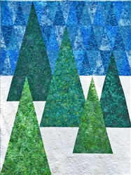 Evergreen Quilt Pattern