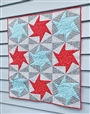 Pinwheel Hexagons Quilt pattern