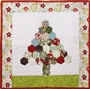 Happy Hexies Tree Wall Quilt Pattern Cut Loose Press By Maloney, Tricia Lynn CLPTMA003