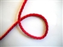 "Poly Cord 1/8"" RED"