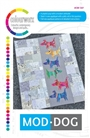 Mod Dog Quilt Pattern Colourwerx  CWX107