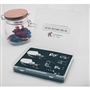 Deluxe Quilting Foot Kit 8-Piece 7mm Snap-On Low