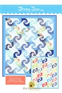 Stormy Seas Snails Trail Quilt Pattern FTQ1554