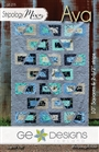 Ava Quilt Pattern G.E. Designs GE-216