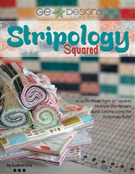 Stripology Squared Book Ruler