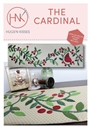 The Cardinal Table Runner Pattern From Hugs 'n Kisses
