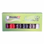 InvisaFil ultra-fine thread (Mini Package) Earth Tones #IF-B005