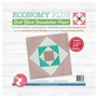 Economy PLUS Quilt Block 12in Foundation Paper Pad by Lori Holt