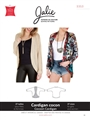Cocoon Cardigan by Jalie  #3353