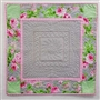 Feathered Rose Quilt Pattern Janet Collins