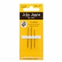 Leather Needles Size 3/7 3pk  #JJ18037