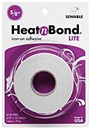 "Heat'n Bond Lite Iron-On Adhesive 5/8"" x 10 Yds"