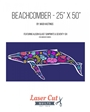 Beachcomber Laser Cut Kit