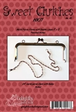 "Purse Frame 8""  Kit Go Lightly Studios"