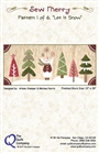Let It Snow, Pattern 1 Sew Merry The Quilt Company
