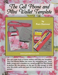 Cellphone and Mini Wallet Template & CD
