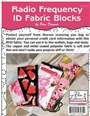 RFID Blocking Fabric Credit Card Protection