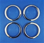 O-Rings Silver Nickel Super Quality