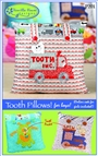 Tooth Pillows For Boys - Vanilla House Designs