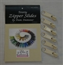 Zipper Slides Decorating Diva IVORY