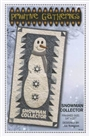 Snowman Collector Pattern - Primitive Gatherings