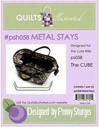 The PSH058 Metal Stays The Cube.