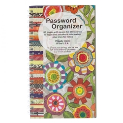 Fun Flowers Password Keeper