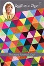 Thousand Pyramids Quilt Pattern Equilateral Triangles,Quilt in a Day