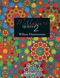 Millefiori 2 Quilts Book  La Passacaglia
