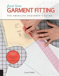 First Time Garment Fitting Book
