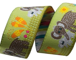 "Elephant Mama and Baby 7/8"" - Folk Tails by Sue Spargo,"