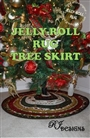 Jelly Roll Rug Tree Skirt Pattern RJD135