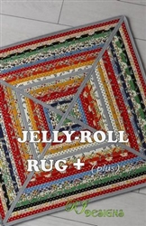 Jelly Roll Plus Rug Pattern