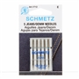 Schmetz Denim 100/16 Needles 5pk