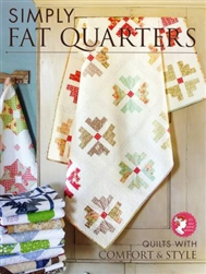 Simply Fat Quarters Book | It's Sew Emma #ISE-901