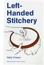 Left Handed Stitchery - Softcover book