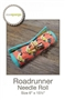 Sue Spargo Roadrunner Needle Roll Pattern (SS089)