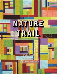 Nature Trail Pattern Book Sue Spargo