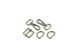 "3/4"" Basic Hardware Set GUNMETAL STS193B"