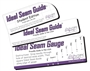 Ideal Seam Guide Beginners Pack Student Edition SVS-54961