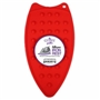 The Gypsy Quilter Silicone Iron Rest Red