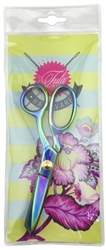 Tula Pink Scissors Fabric Shear 6 inch Micro Serrated