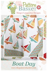 Feathers Quilt Pattern From Pattern Basket By Languedoc, Margot