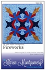 Fireworks Quilt Pattern Crazier Eights Ruler!