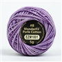 Eleganza 8wt 5-Gram Variegated Perle Cotton Ball 42yd Wisteria
