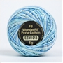 Eleganza 8wt 5-Gram Variegated Perle Cotton Ball 42yd Glacier
