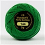 Eleganza Solid #8, 5g ball Christmas Green